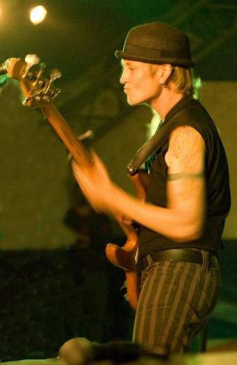 Random Order at The Edge of the World Festival, Haida Gwaii, BC, 2008