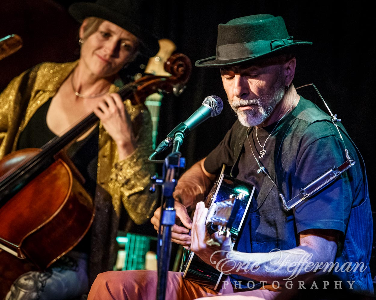 Jane Harbury's Discoveries at Hugh's Room in Toronto 2016-10-11